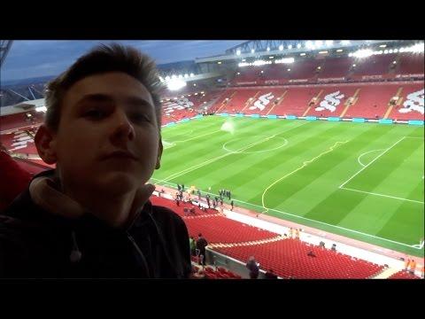 Liverpool v Manchester City  [VLOG!] ⚽️ ⚽️  GINI WIJNALDUM BULLET HEADER!