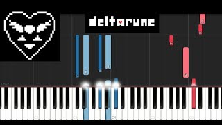 Delta Rune Don 39 t Forget Piano Tutorial.mp3