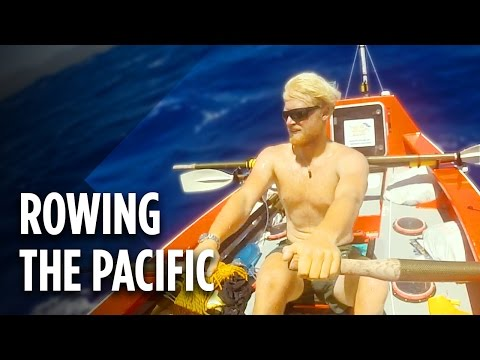 What Drove An Inexperienced Rower To Cross The Pacific In 54 Days