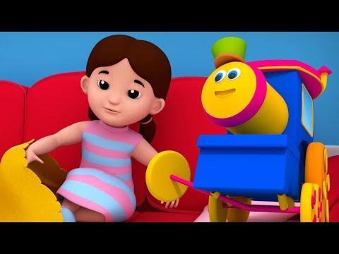 Bob il treno | stai dormendo | canzoni per bambini | filastrocche | Bob Train Are You Sleeping