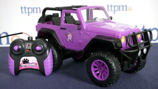 Girlmazing Jeep R/C Car from Jada Toys