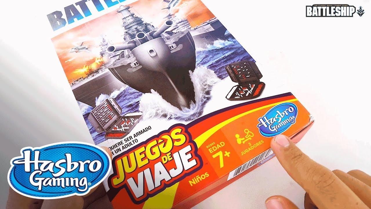Battleship Demo Hasbro Gaming Latino America Youtube