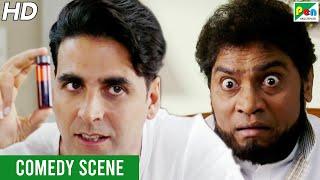 Habibullah And Akhil DNA Funny Scene – Entertainment | Akshay Kumar, Tamannaah Bhatia, Johnny Lever