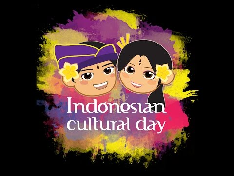 Indonesian Cultural Day 2016 by PPI Tainan