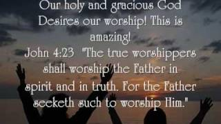 """Jesus: More Precious Than Silver ""(Fervent Worship)"
