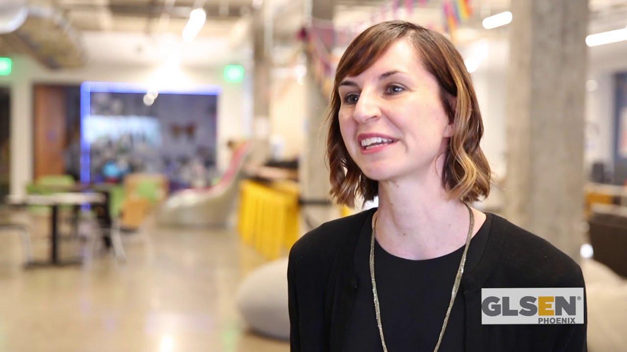 AZ Superintendent of Public Instruction Kathy Hoffman: 2019 Sparkle Glitter GLSEN Ally Award