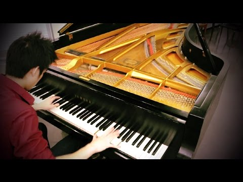 INCEPTION (Hans Zimmer) - Time | Improvisation #2 (Grand Piano Cover) + Sheets