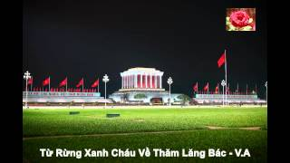 Từ Rừng Xanh Cháu Về Thăm Lăng Bác - Various Artists