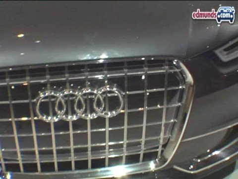 Audi A1 Sportback Concept @ Paris Motor Show