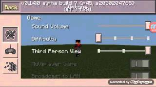 minecraft pe 0.14.0 how to make the best tnt cannon