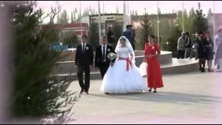 Свадьба в Таразе Ахмет и Наида 1 часть