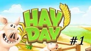 Lets Play Hayday- Episode 2- Continuing The Farming! (PC Gameplay)