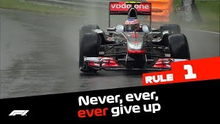 Best Of: Unofficial Rules Of F1