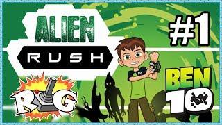 Juego - Ben 10 | Alien Rush | #1