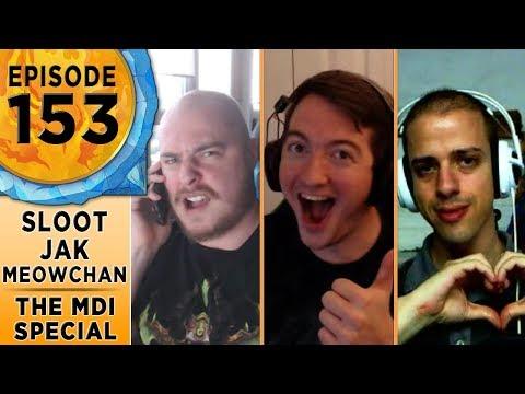 FinalBossTV #153 | Mythic Dungeon Invitational | Sloot, Jak & Meowchan [WoW LEGION]