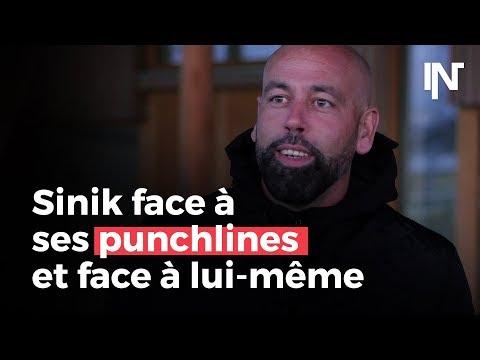 Youtube: Sinik face à ses punchlines et face à lui-même