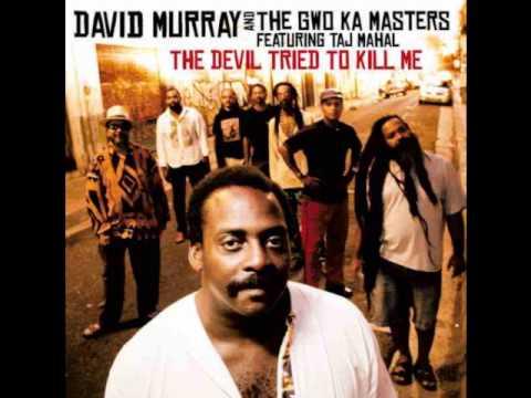 David Murray - Africa