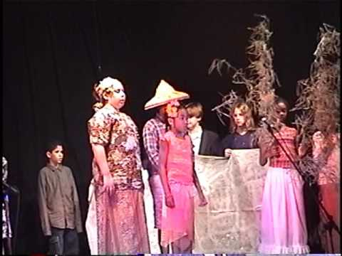 Once On This Island PART 3 (Eastvalley Elementary School)