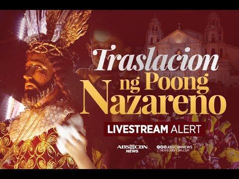 LIVE: Traslacion ng Poong Nazareno 2019
