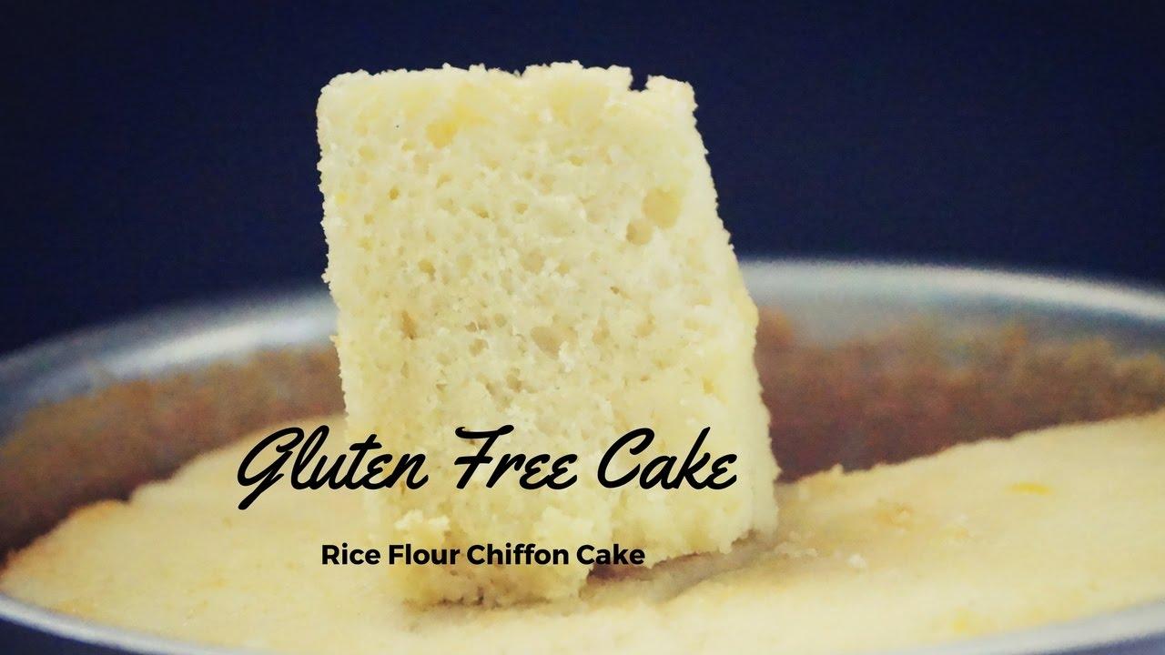Gluten Free Chiffon Cake Recipe 100 Gluten Free Rice