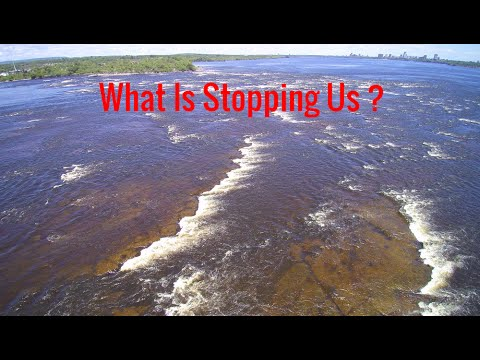 Ep4.  What Is Stopping Us From Leaving The Ottawa River?