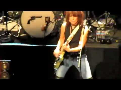 Chrissie Hynde - The Phone Call at the Pantages Theater