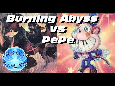 Michael Chapman (Burning Abyss) Vs. Ivan Williamson (PePe) POG Feature Match