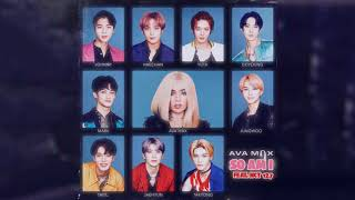 Ava Max 'so Am I' (feat. Nct 127 (taeyong, Mark, Jaehyun, Doyoung)) [rearranged Version]