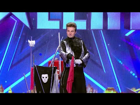 ČESKO SLOVENSKO MÁ TALENT 2016 - Magic Alex