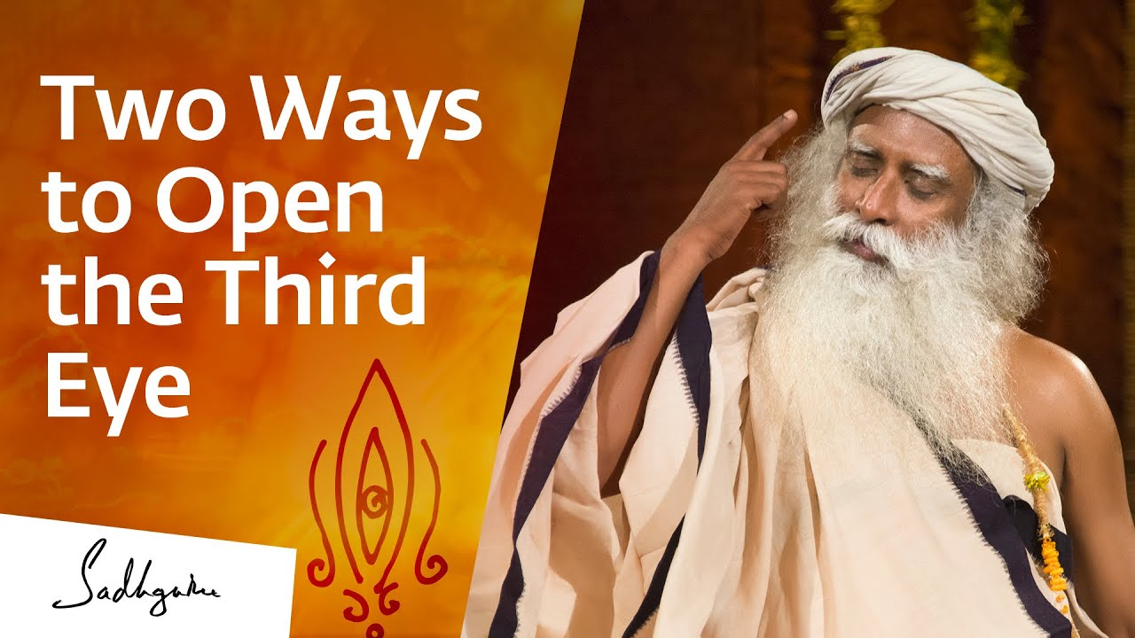 Download How to Open the Third Eye? | Sadhguru Answers