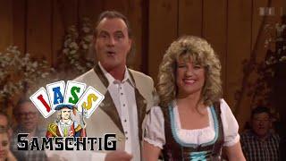 Stixi und Sonja mit «Fahrende Musikanten»