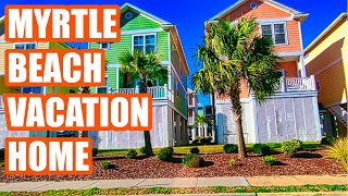 PROS & CONS OF BUYING A MYRTLE BEACH VACATION HOME!