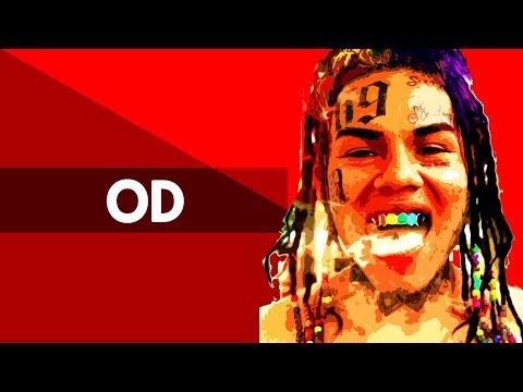 """OD"" Dark Trap Beat Instrumental 2018 | Hard Lit Dope Rap Hiphop Freestyle Trap Type Beats | Free DL"
