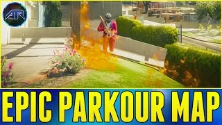 GTA 5 Online : EPIC PARKOUR MAP!!!