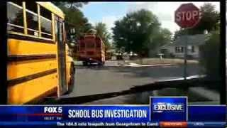 Video Catches School Buses Running Through Stop Signs in Oxon Hill
