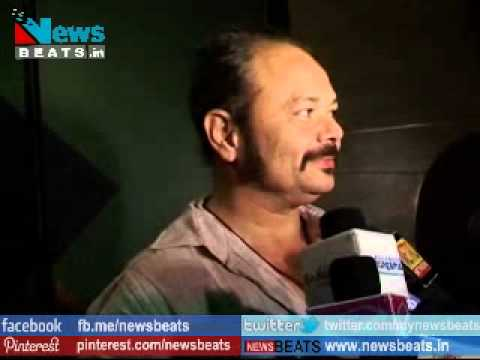 Raj Zutshi interview @ Bhoot Returns movie Screening
