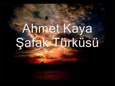 ahmet kaya şafak türküsü