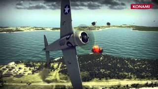 Konami Birds Of Steel Game Trailer