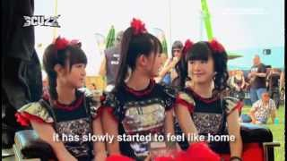Babymetal's interview at Download Festival on Scuzz TV :) Enjoy.