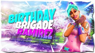 Sergeant skin | Birthday Brigade Ramirez | Fortnite Save The World