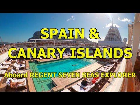 Seven Seas Explorer, Spain & Canary Islands Cruise, October 2018