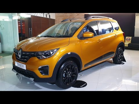 Renault Triber 1.0 RxZ M/T 2019 In Depth Review Indonesia