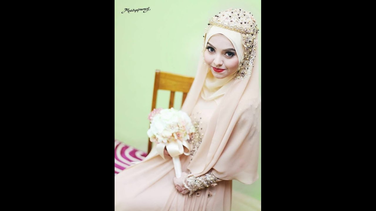 Syari Wedding Dress
