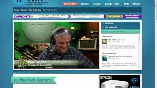Infrared Thermal Imaging, FLIR Thermographic Cameras & Tech Guy Leo LaPorte - 1