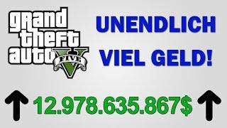 GTA 5 - Unendlich viel Geld Glitch!
