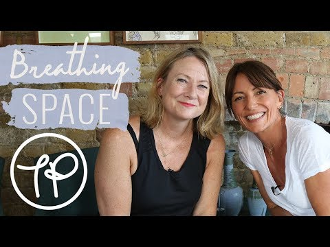 Davina McCall on being fit after 40 | Breathing Space | The Pool