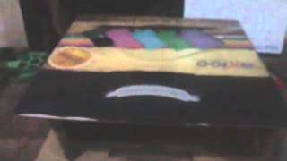 netbook axioo pico unboxing