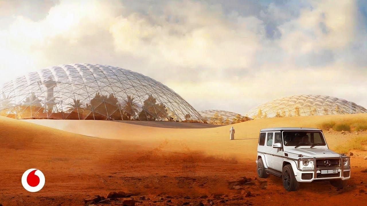 El arquitecto de moda en la Tierra ya imagina la vida en Marte