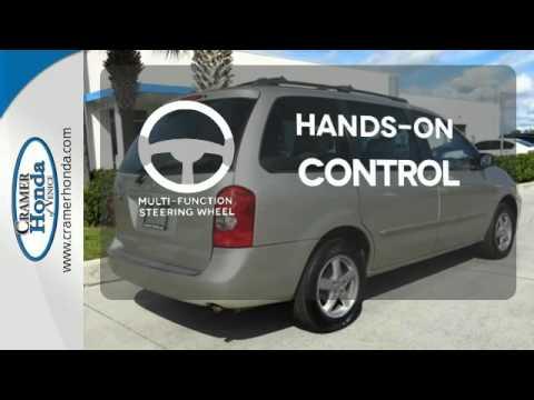 2002 Mazda MPV Sarasota FL Venice, FL #H151327C · Cramer Honda