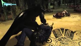 Batman Arkham Knight: Mad Hatter Boss Fight